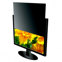 "Secure-View Blackout Privacy Filter - Fits 17"" LCD Monitors"