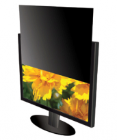 "Secure-View Blackout Privacy Filter - Fits 20"" LCD Monitors"