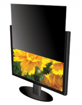 "Secure-View Blackout Privacy Filter - Fits 20"" Widescreen LCD Monitors"