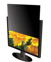 "Secure-View Blackout Privacy Filter - Fits 22"" Widescreen LCD Monitors"