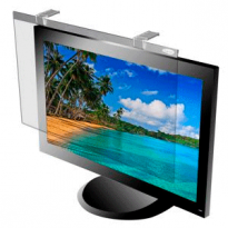 "LCD Protect Deluxe Glare Filter Fits 21.5"" and 22"" Widescreen Monitors"
