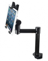 "Tablet Kiosk Desktop Stand: 7"" - 10"" Tablets"