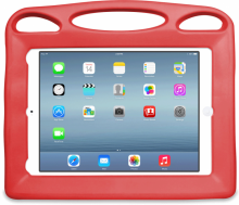 Big Grips Lift for iPad Air - Red
