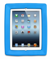 Big Grips Frame for iPad - Blue