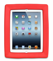 Big Grips Frame - iPad 2/3/4 - Red