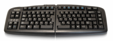 Goldtouch V2 Adjustable Comfort Keyboard | PC Only - French Canadian
