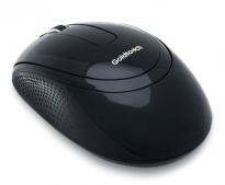 Goldtouch Wireless Mouse | Black Ambidextrous