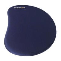 Goldtouch Blue Gel Filled Mouse Pad