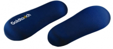 Goldtouch Blue Gel Filled Palm Support