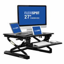 Flexispot M1B height adjustable sit-stand desktop workstation riser