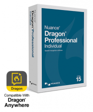 DRAGON Professional Individual 15 US English - Government