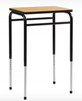 Zenith Standing Height Student Standing Desk