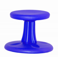 Kore Toddler WOBBLE Chair - Blue