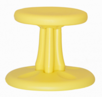 Kore Toddler WOBBLE Chair - Yellow