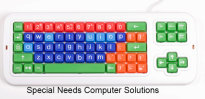 Clevy Keyboard - USB Color