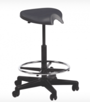 Swivel Saddle Lab Chair