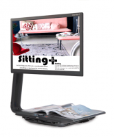 "ClearView C HD 24"" Video Magnifier"