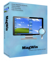 MagWin Screen Reader - CD