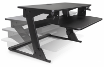 Sit-Stand Desktop Height Adjustable Workstation