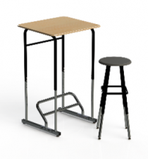 Stand2Learn Original Student Standing Desk: K - 4