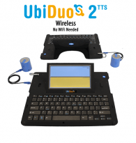UbiDuo 2 (TTS) Text to Speech Wireless