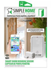 Simple Home Smart Door / Window Wi-Fi Sensor