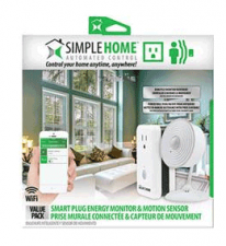 SimpleHome Wifi Multi Pk Motion EnrgyWall