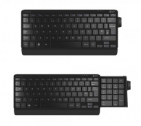 Posturite Number Slide Compact Keyboard - Bluetooth