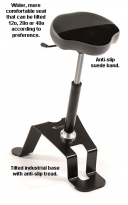TA-200 Industrial Sit Stand Chair