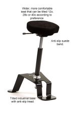 TA-200-WELDING Sit Stand Welding Stool Chair