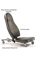 FLEX-2 Industrial Ergonomic Chair