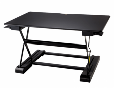 Sit-Stand Integrated Desk Workstation