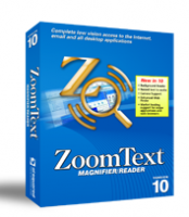 ZoomText Magnifier / Reader