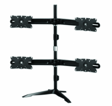 "Quad Monitor Stand Mount Max 32"" - AMR4S32"