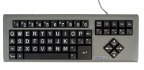 BigKeys LX - Black, QWERTY