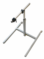 Floor Stand with Four Total-Lock Swivel Casters (FS-4C)