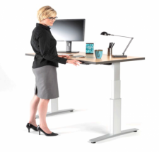 S2S v3 Dual Stage Sit Stand Desk
