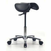 Brewer 135DSS Dynamic Split-Saddle Stool