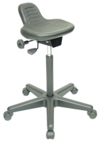 BetterPosture Werk AX Sit/Stand Stool - BP1470BK