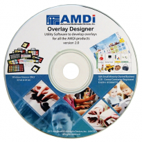 AMDi Overlay Designer 2016 - Software only - ODCD