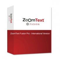 ZoomText Fusion Pro - International