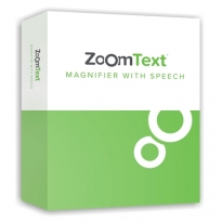 ZoomText Magnifier Reader