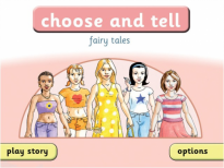 Choose & Tell - Fairy Tales