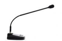 SpeechWare TBK3 USB 3-in-1 Gooseneck TableMike with Exclusive Variable Long-Range Self Adjusting Input