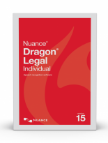 Nuance Dragon Legal Individual 15 - English