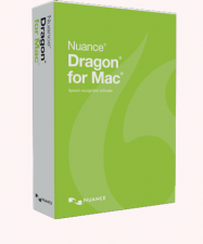 Dragon Dictate for MAC 4.0 - French