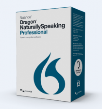 Nuance Dragon Naturally Speaking Professional - French