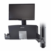 StyleView® Sit-Stand Combo Arm with Worksurface
