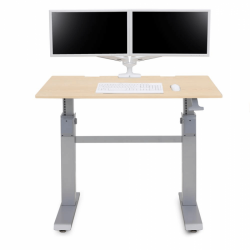 WorkFit-DL 60, Sit-Stand Desk