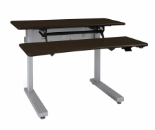 Ergotron Elevate Adjusta 48, Electric Sit-Stand Desk